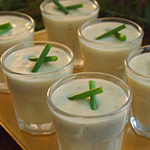 Vichyssoise- arianascuisineofmarin.com