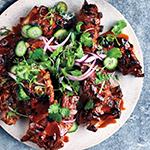 TAMARIND & POMEGRANATE BBQ SAUCE (Vegan) - arianascuisineofmarin.com
