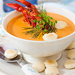 LOBSTER BISQUE (Available only Christmas & New Year)