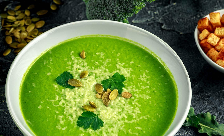 Ariana's Cuisine - Broccoli Soup